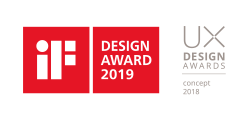 UX Design Award 2018 Concept, iF Design Award 2019